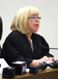 Judge Sandra Cicirelli arraigns Jovica Nikoloski.